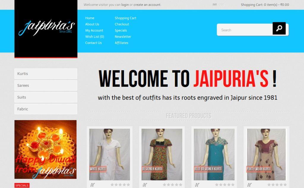 Jaipurias Fashion